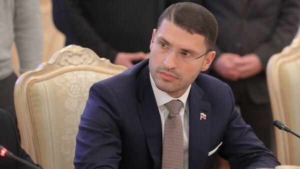 Глава российской контактной группы по внутриливийскому урегулированию при МИД РФ Лев Деньгов. Архивное фото