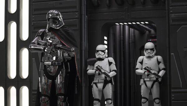 Кадр из фильма Звездные Войны: Последние джедаи. Архивное фото