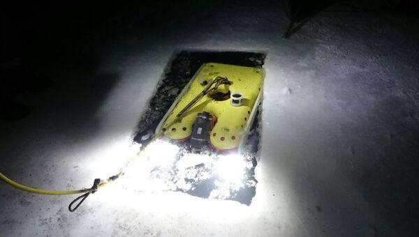 Поисково-спасательные работы на месте крушения частного вертолета АS-350 в районе населенного пункта Чистый Братского района