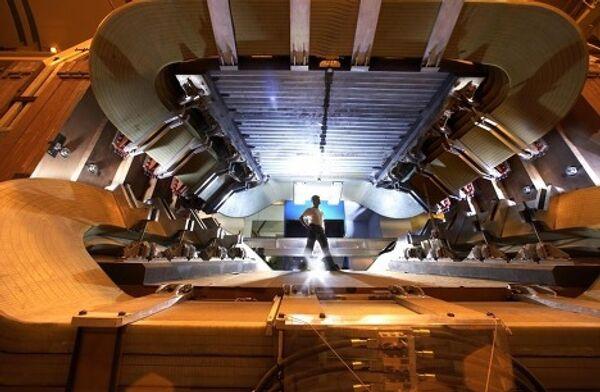 Большой адронный коллайдер - детектор LHCb
