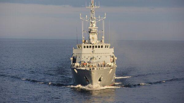 Корабль противоминной обороны проекта 12700
