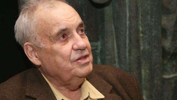 Режиссер Эльдар Рязанов. Архивное фото