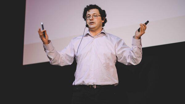 Юрий Ковалев, научный координатор проекта Радиоастрон