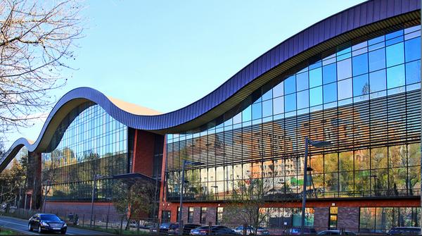Многофункциональный спортивно-общественный центр, Московская область, Новогорск