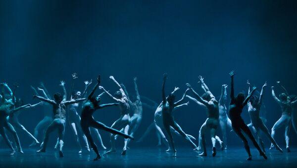 Гастроли в Барселоне Санкт-Петербургского государственного театра балета Бориса Эйфмана. Архивное фото