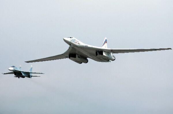 Российские самолеты не пересекали границ Канады, а полеты носили рутинный характер.