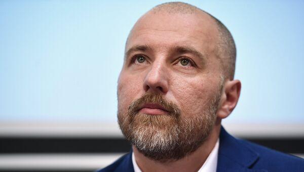 Александр Чухлебов. Архивное фото