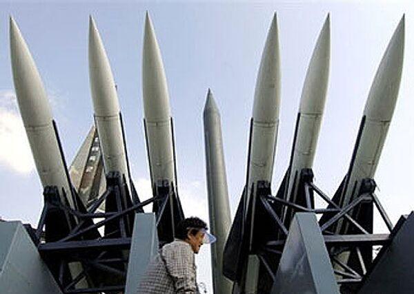 Ракеты КНДР