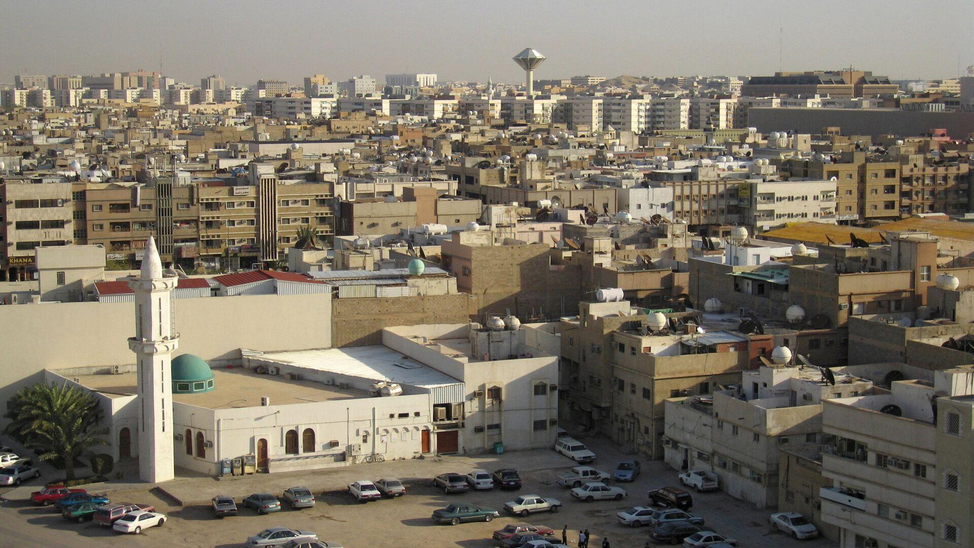 Вид города Эр-Рияд - столицы Саудовской Аравии - РИА Новости, 1920, 01.04.2021
