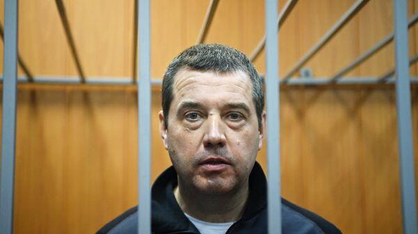 Бывший глава федерального агентства по обустройству государственной границы РФ Дмитрий Безделов. Архивное фото