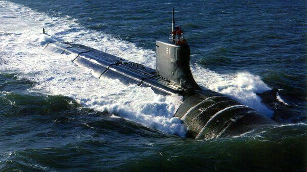 Подводная лодка типа Seawolf
