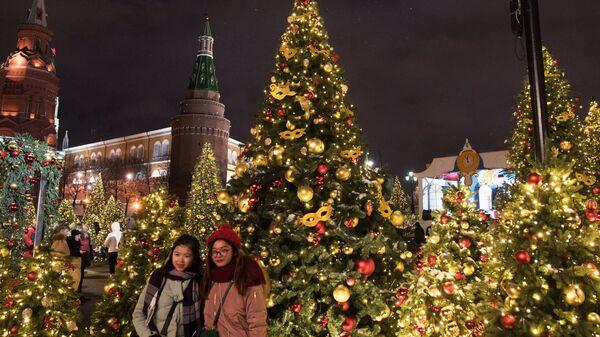 Жители Армении стали чаще встречать Новый год в России