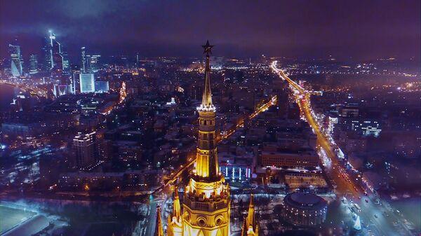 Благодаря работам по световому оформлению Москва вошла в пятерку самых освещенных городов мира наряду с Токио, Лондоном, Нью-Йорком и Парижем.