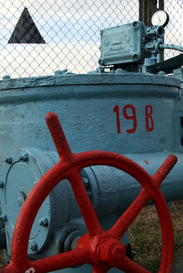 Газовая компрессорная станция. Архив