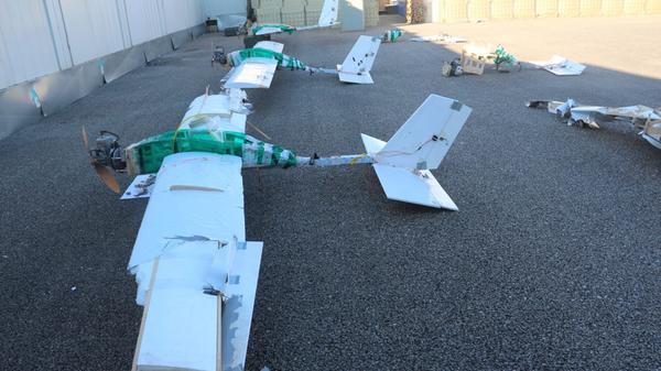Беспилотные летательные аппараты, запущенные террористами по базам РФ в Сирии