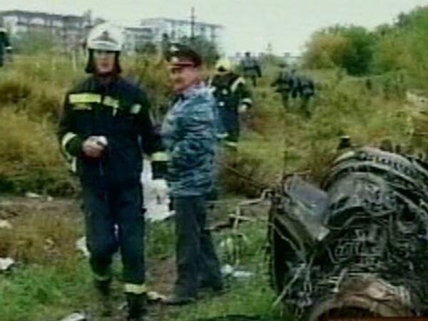 Боинг-737 упал в Перми. Что происходило на месте трагедии