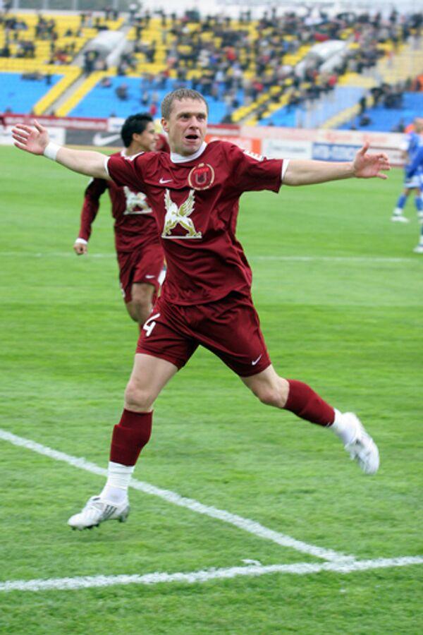 Сергей Ребров. Архив