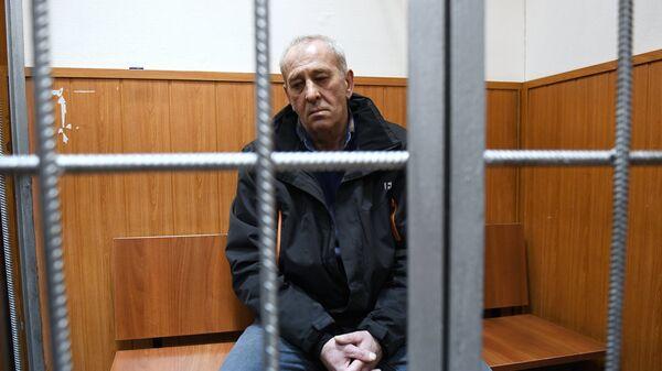 Водитель рейсового автобуса Виктор Тихонов в суде