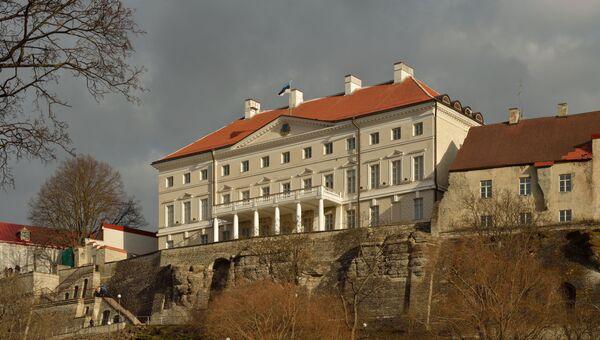 Дом правительства Эстонии. Архивное фото