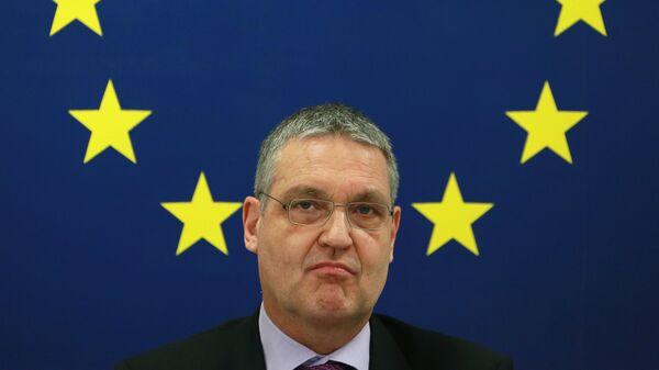Посол ЕС в России Маркус Флориан Эдерер. Архивное фото