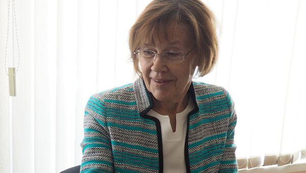Министр экологии Челябинской области Ирина Гладкова. Архивное фото