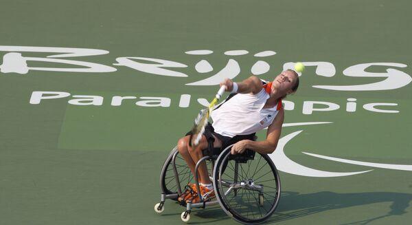 Голландская теннисистка Эстер Вергеер