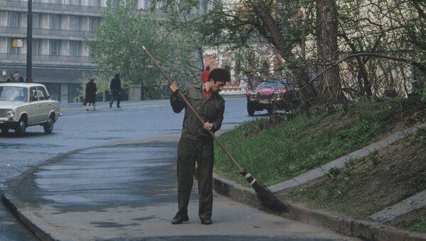 Гостиница Россия на улице Варварка