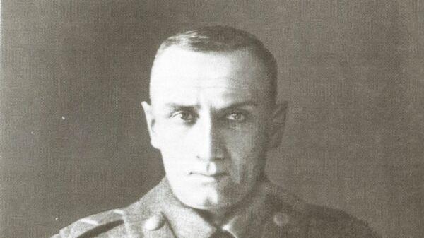 Последняя фотография Александра Колчака, сделанная после 20 января 1920 года