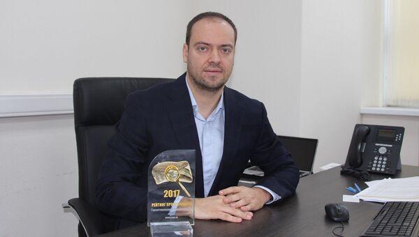 Директор по ресурсному обеспечению СГК Герман Мустафин. Архивное фото