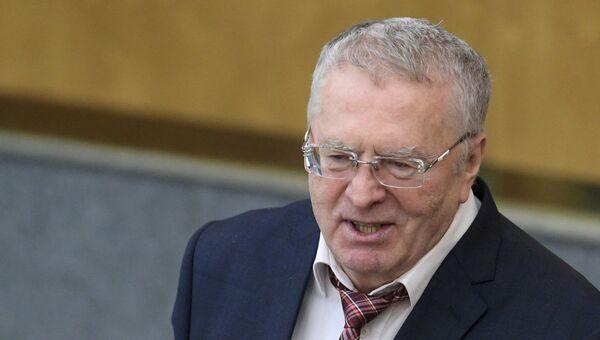 Жириновский может получить вУкраинском государстве 12 лет тюрьмы