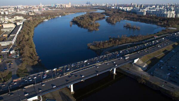Красногорский застройщик оштрафован за нелегальный сброс сточных вод