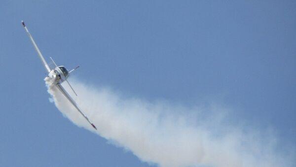 Одномоторный самолет Beechcraft. Архивное фото