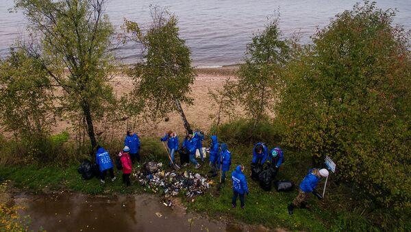 Минприроды даст старт Дням волонтера на фестивале Первозданная Россия