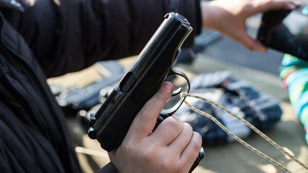 Девочка в Мытищах выстрелила себе в лицо, пытаясь сделать селфи