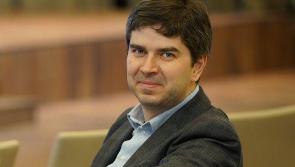 Генеральный директор компании ВЭБ Инновации Кирилл Булатов