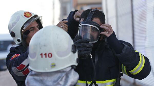 Турецкие пожарные
