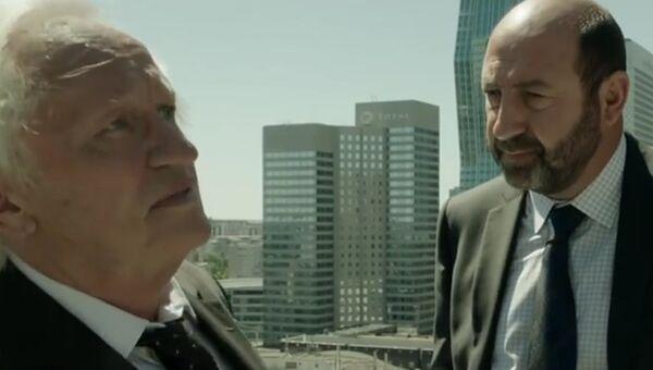 Кадр из телесериала Черный Барон