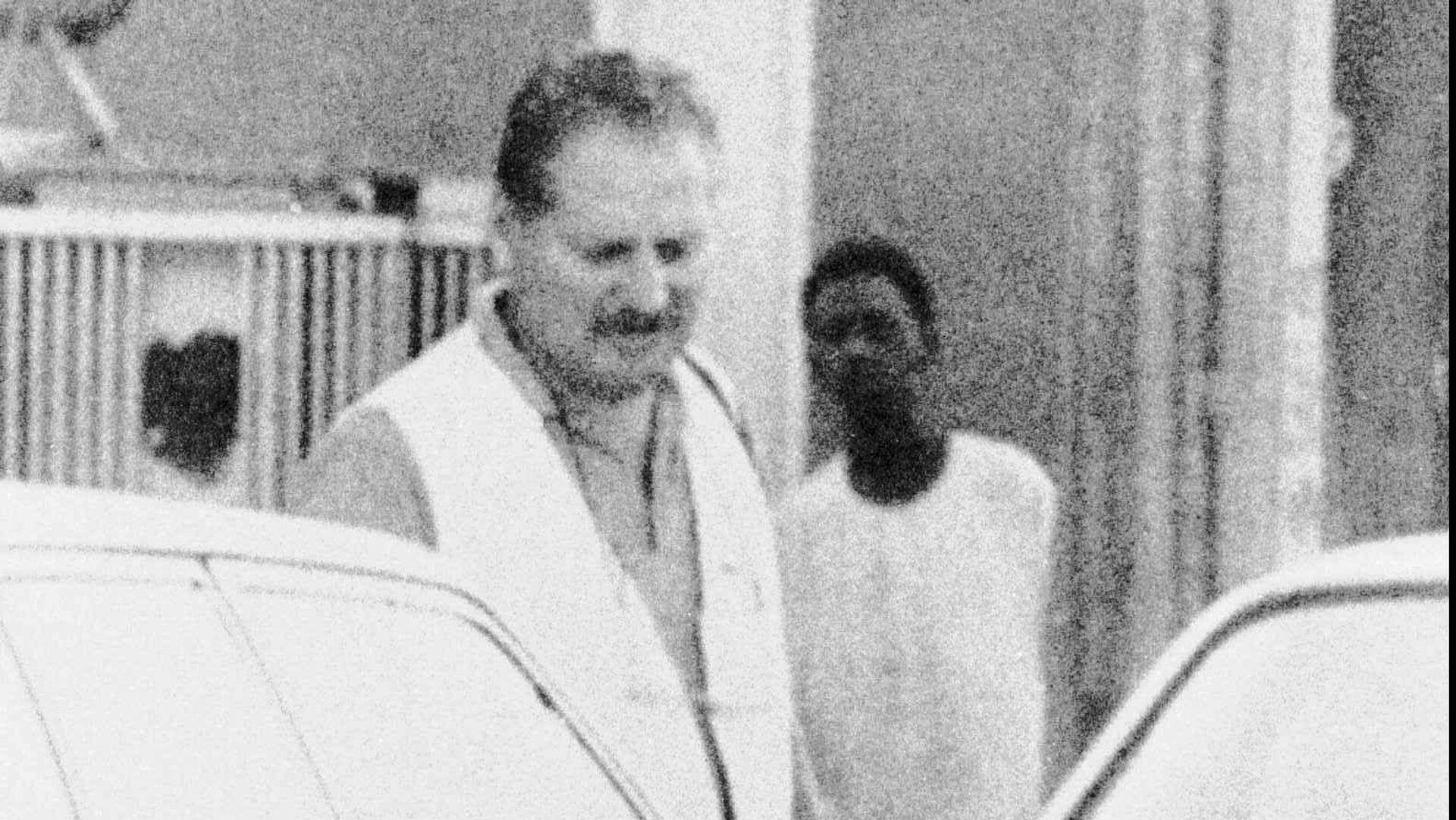 Ильич Рамирес Санчес на улице. Август 1994 года - РИА Новости, 1920, 21.12.2020