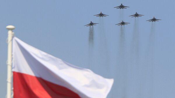 ВВС Польши. Архивное фото