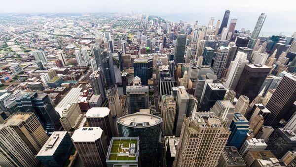 Чикаго, США. Архивное фото