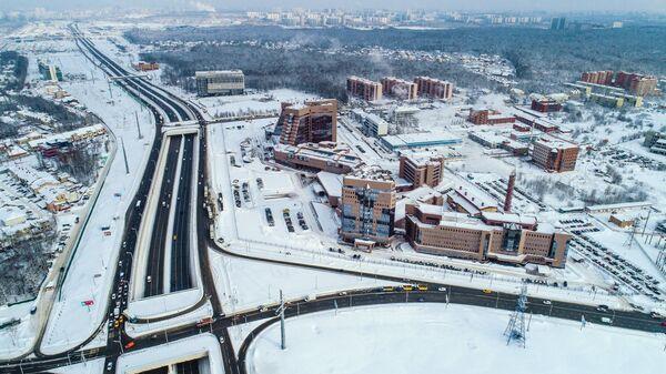 Поселок Коммунарка в Новой Москве