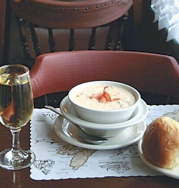 Московские рестораны из-за кризиса могут стать столовыми