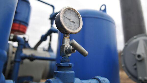 Газовое оборудование. Архивное фото