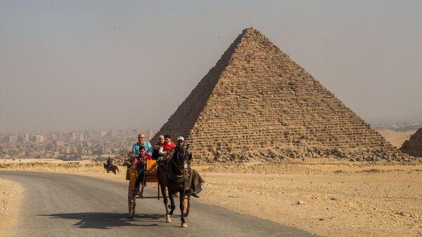 Города мира. Каир. Архивное фото