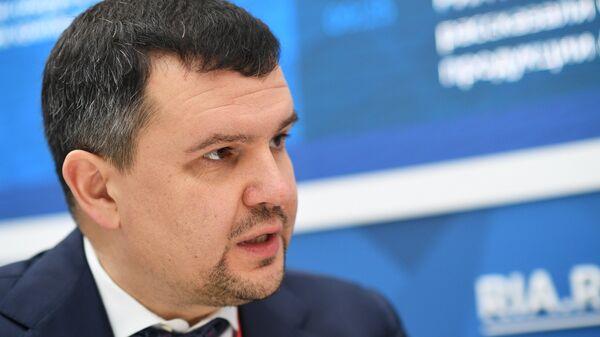 Вице-премьер Максим Акимов. Архивное фото