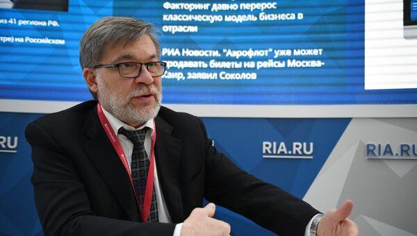 Заместитель руководителя ФАС России Андрей Цыганов. Архивное фото
