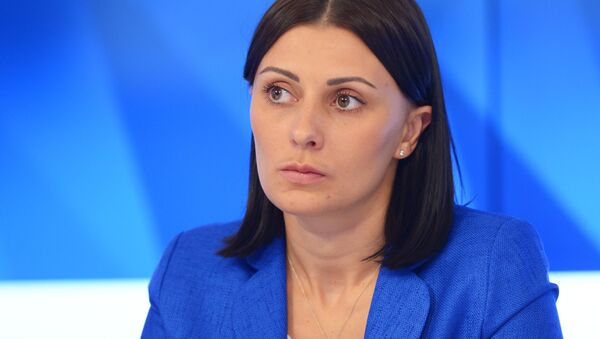 Директор по внешним коммуникациям группы РЭЦ Вера Подгузова