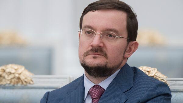 резидент общероссийской общественной организации Деловая Россия Алексей Репик. 21 декабря 2017