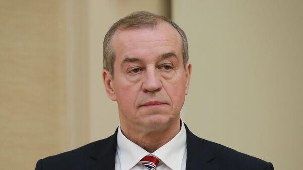 Иркутский губернатор Левченко вернулся к работе после госпитализации