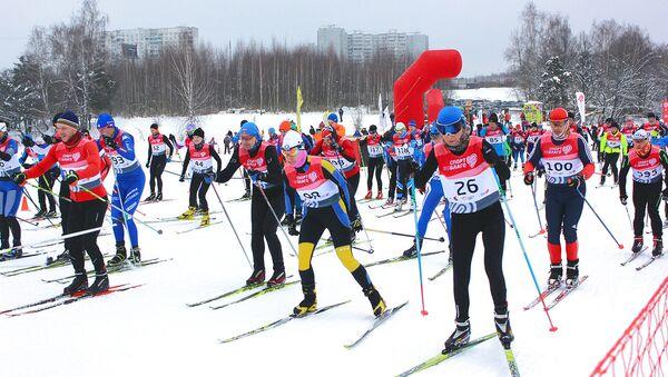 Лыжная гонка собрала более 1 млн руб в поддержку детей с синдромом Дауна